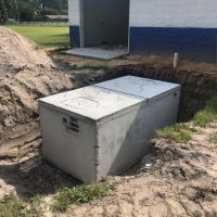 New Septic System Installation